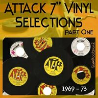 ATTACK VINYL SELECTIONS  REGGAE REVIVAL MIX CD PART 1