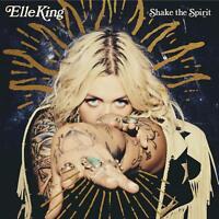ELLE KING - SHAKE THE SPIRIT  2 VINYL LP NEU