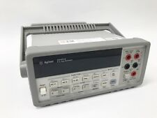 HP Agilent 34401A 6.5 digit multimeter