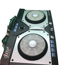 DM2 Digital Music Mixer Mixman USB DJ Turntable Controller Station 2000