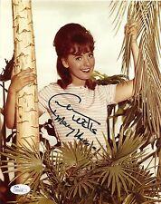 DAWN WELLS as MARY ANN SIGNED PSA  8X10 PHOTO JSA COA GILLIGAN'S ISLAND