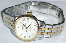 Tissot Le Locle Ladies YellowGold/Stainless Steel Automatic Watch L134/234 Boxed