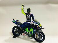 1:12 Conversión Minichamps Figure Figurine Valentino Rossi 2018 SUPER RARE NEW