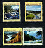 NEW ZEALAND 1981 The Complete River Scenes Set SG 1243 to SG 1246 MINT