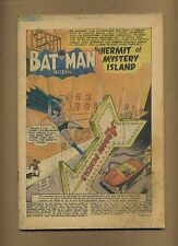 Detective 274 Coverless o/w complete! (PG-GD $31) Solid! Batman! 1959 (c#00550)