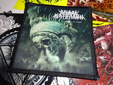 Anaal Nathrakh Patch Grindcore Black Metal Napalm Death Watain