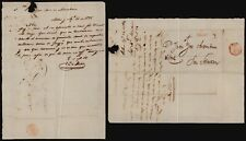 Spain 1826 - Stampless Letter Vizcaya E306
