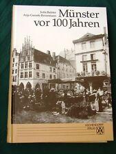 Münster vor 100 Jahren - German City Photo History