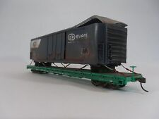 HO Scale Model Railroads -  Freight Car Special Load