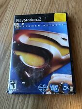 Superman Returns: The Video Game (Sony PlayStation 2, 2006) PS2 H1