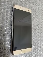 New Samsung Galaxy S7 Edge G935A G935V LCD Digitizer Frame Gold - Light SBI