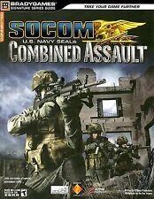 SOCOM U.S. Navy SEALs Combined Assault Signature Series Guide (Bradygames