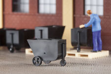 Auhagen kit 41640 NEW HO 9 MINE CARS
