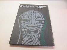 Museum of Anthropology and Ethnography written in Russian and English hardcover