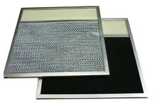 Combo Lens Range Hood Filter for Broan NuTone Rangaire Model 43000