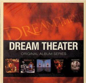Dream Theater -Original Album Series 5-CD (NEW) Awake/Falling/Train/Metropolis