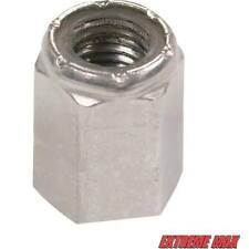 """Extreme Max 48 Pack Aluminum Nylock 3/4"""" Nuts - Snowmobile Studs 5900.5399 Bulk"""
