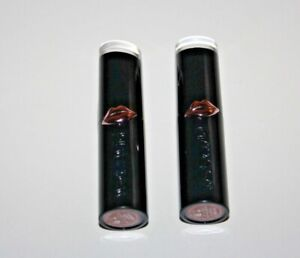 Wet n Wild MegaLast Matte Lipstick #1111422 Mochalicious Lot Of 2 Sealed