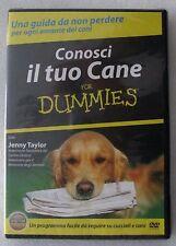 Conosci il tuo cane - DVD - Dummies - 75 minuti - *** NUOVO SIGILLATO***
