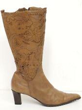 MARIPÉ * Stiefel Gr. 41 Braun Damen Winterschuhe Schuhe Boots Shoes