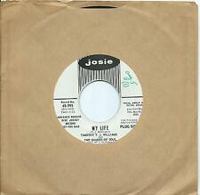 Timothy T J Williams:My life/Coming back to Miami:US Josie DJ:Northern Soul