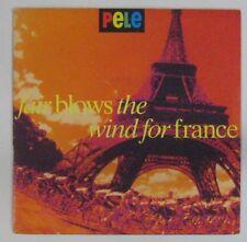 Tour Eiffel 45 tours Pele 1992