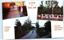 Life at Fort Hill Christian Youth Camp famed state park Hillsboro Ohio A81
