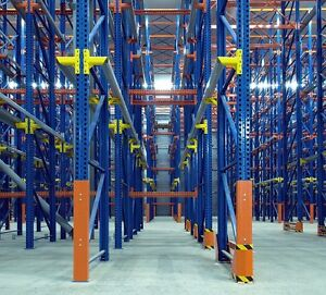 Drive In - Drive Through Racking Storage System Made To Your Specification