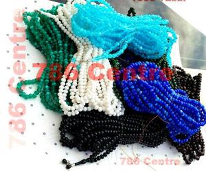500 - 1000 Tasbih Prayer Beads, Misbaha, Rosary Tasbeeh Bead Muslim Islamic Zikr