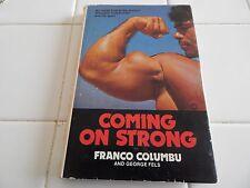 "FRANCO COLUMBU  ""COMING ON STRONG""  H/C 1978  HTF!!!!"