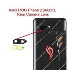 Per ASUS Rog Telefono 1 ZS600KL Posteriore Vetro Fotocamera Lente