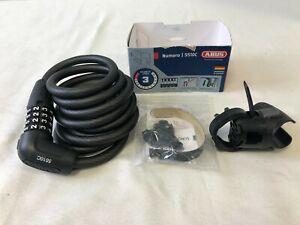 ABUS Numero 5510C Coil Cable Combination Bike Lock 180cm
