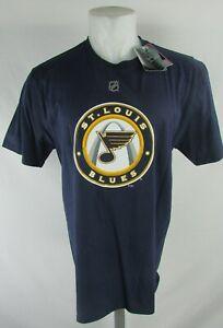 "St. Louis Blues NHL Men's Reebok ""91 Vladimir Tarasenko"" T-Shirt"