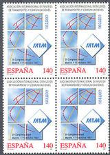 1997 ASOCIACION MUSEOS TRANSPORTES COMUNICACIONES EDIFIL 3510 ** MNH B4  TC12339