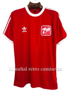 Argentinos Juniors 1985 campeon America jersey maglia camiseta red (retro)