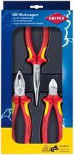 VDE-Zangenset Sicherheit 3-tlg. Knipex