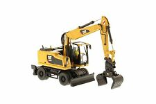 Caterpillar 1:50 scale M318F Wheeled  Excavator - Diecast Masters 85508