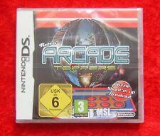 Retro Arcade Toppers Puzzle Shoot´m up Breakout, Nintendo DS Spiel, Neu
