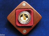 Australia. 2012 Gold - Ten Dollars (1/10oz). Mareeba Rock-Wallaby.. Proof