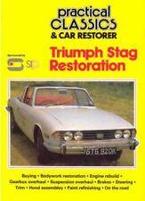 Manuals/Handbooks Triumph Paper Car Service & Repair Manuals