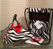 SUGAR GLIDER FLEECE CAGE &  TRAVEL / BONDING  POUCH WITH LEASH
