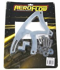AEROFLOW FORD CLEVELAND 302 351 V8 ALUMINIUM POWER STEERING BRACKET AF64-4009