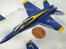 #16 Jwings 4 1/144 F/A-18B Hornet Blue Angels No. 7