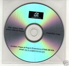 (A296) Ollie vs Rocky, Global Yodal - DJ CD