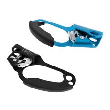 Aluminum Right + Left Hand Ascender 8-13mm Rope Rock Climbing Mountaineering
