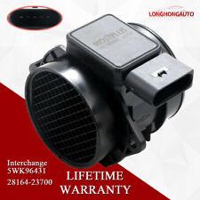 1X MAF Mass Air Flow Sensor For Kia Sportage Hyundai Sonata Elantra 28164-23700F
