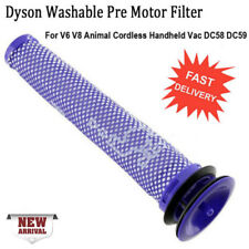 Dyson Washable Pre Motor Filter for V6 V8 Animal Cordless Handheld Vac DC58 DC59