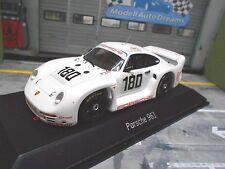 PORSCHE 959 961 RACING LE MANS 1986 #180 Metge Ballot Lena Spark Resin 1:43