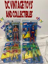 World's Greatest Heroes  WONDER WOMAN SUPERMAN ARROW SHAZAM Super Powers figures
