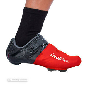 VeloToze TOE COVER Road Cycling Shoe Toe Covers : ALL COLORS